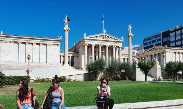 Etudier en Grèce