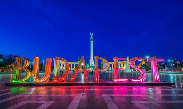 Etudier à Budapest
