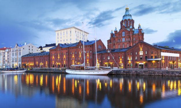 Université en Finlande