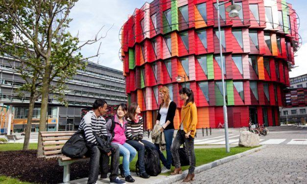 Université en Suède