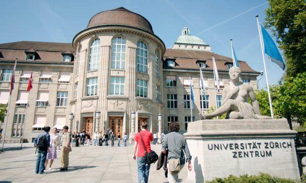 Université en Suisse