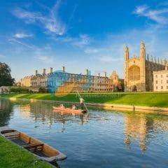 Étudier à Cambridge
