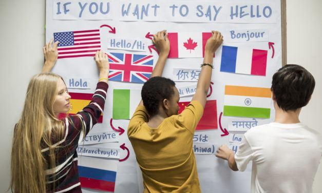 Quel niveau de langue pour partir en Erasmus ?