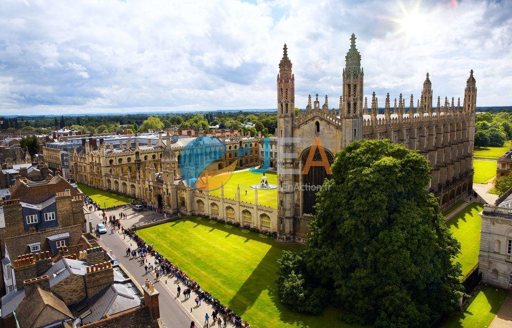 Université en Angleterre