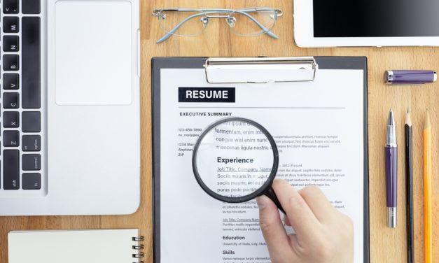 Exemple de CV anglais