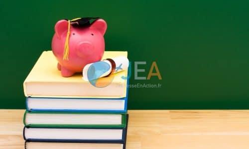 Bourse d'étude France