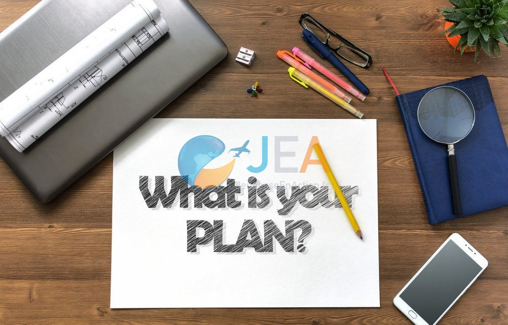 comment structurer le plan de votre rapport de stage