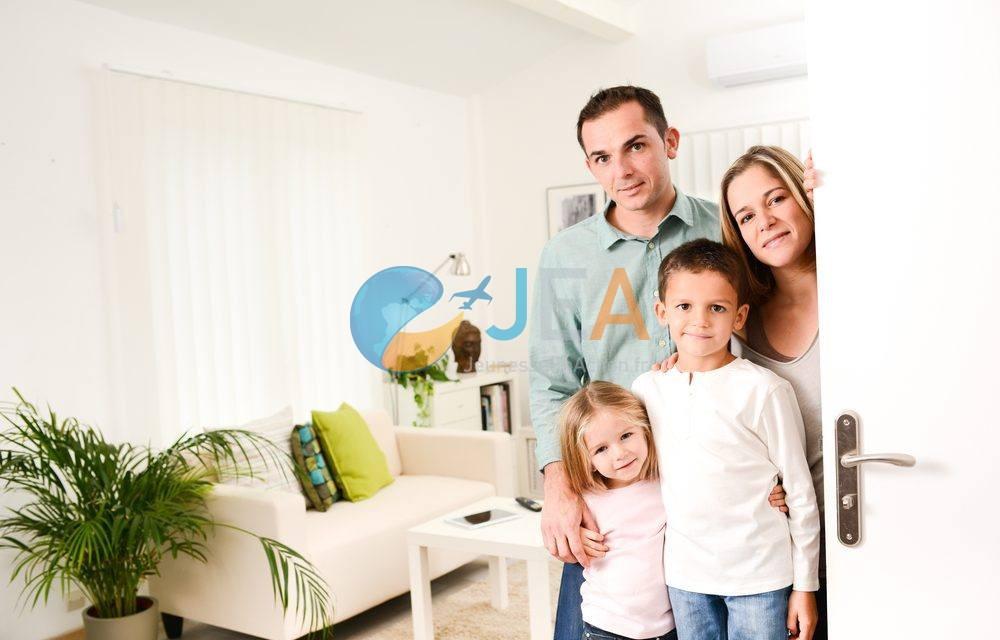 Le logement en séjour linguistique