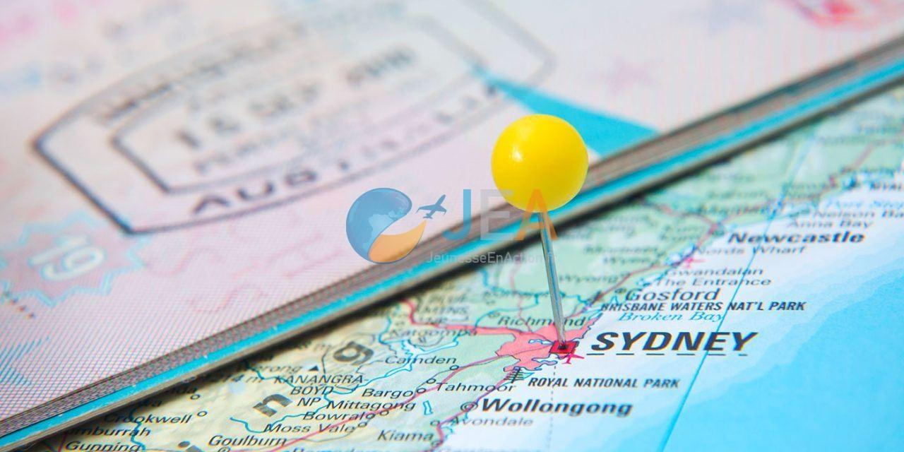 Quel visa pour un stage en Australie ?