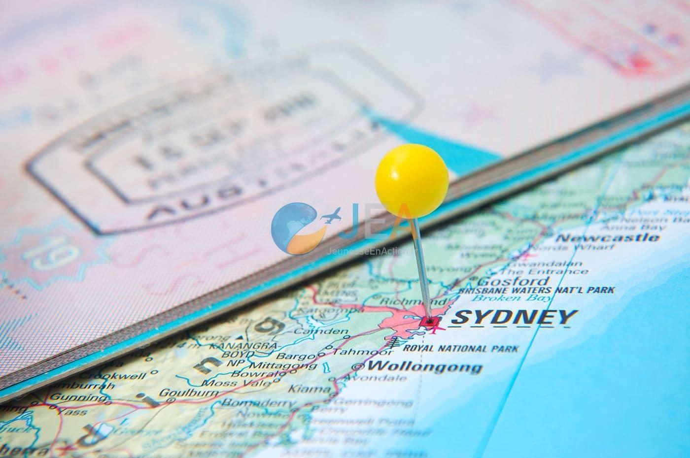 quel visa pour un stage en australie   comment l u0026 39 obtenir
