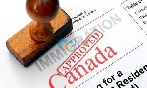 Visa stage Canada