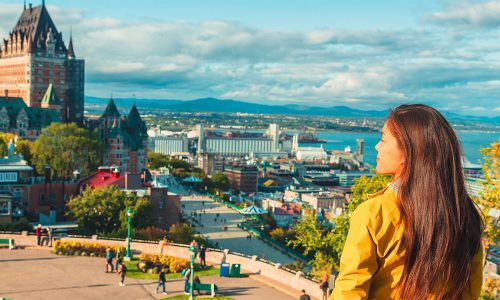 étudier au Québec