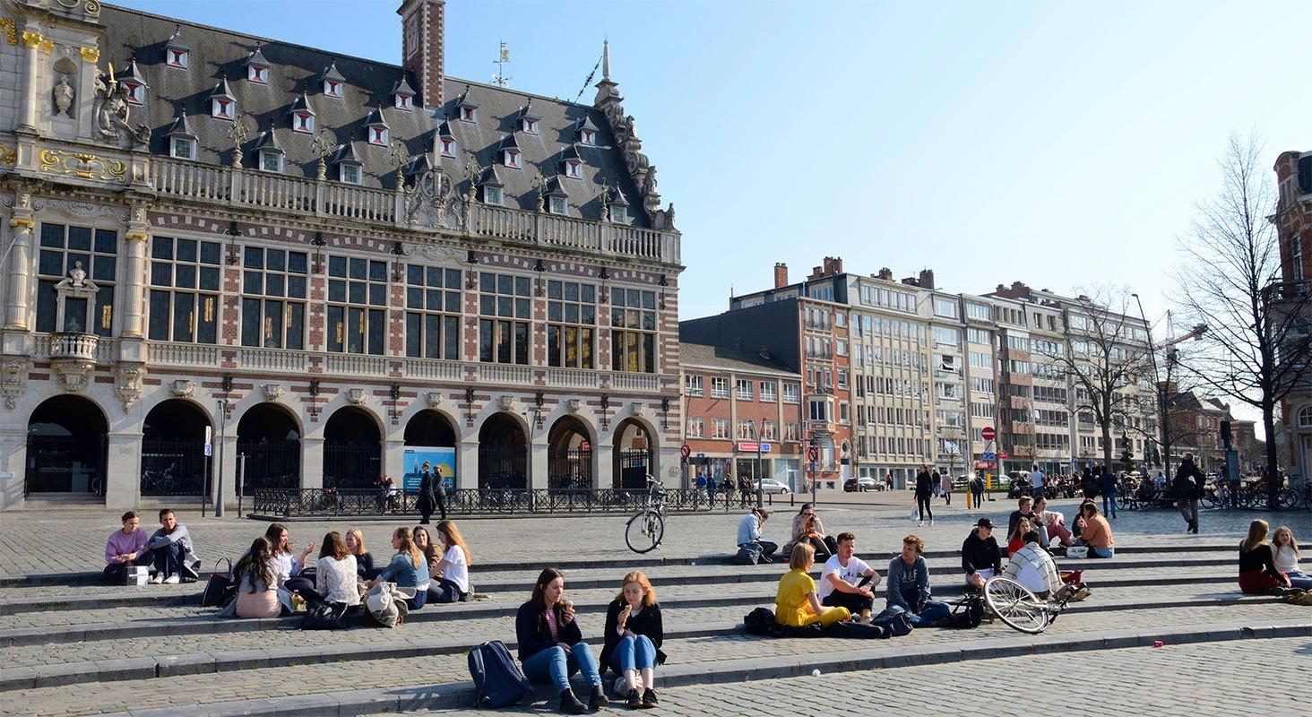 étudier en Belgique