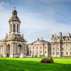Old Trinity College Dublin