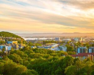 étudier à Oslo